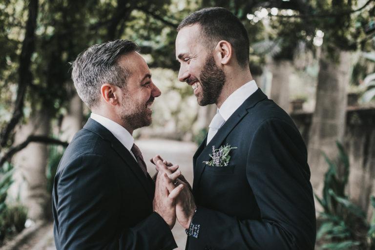 Nico e Luigi wedding cover